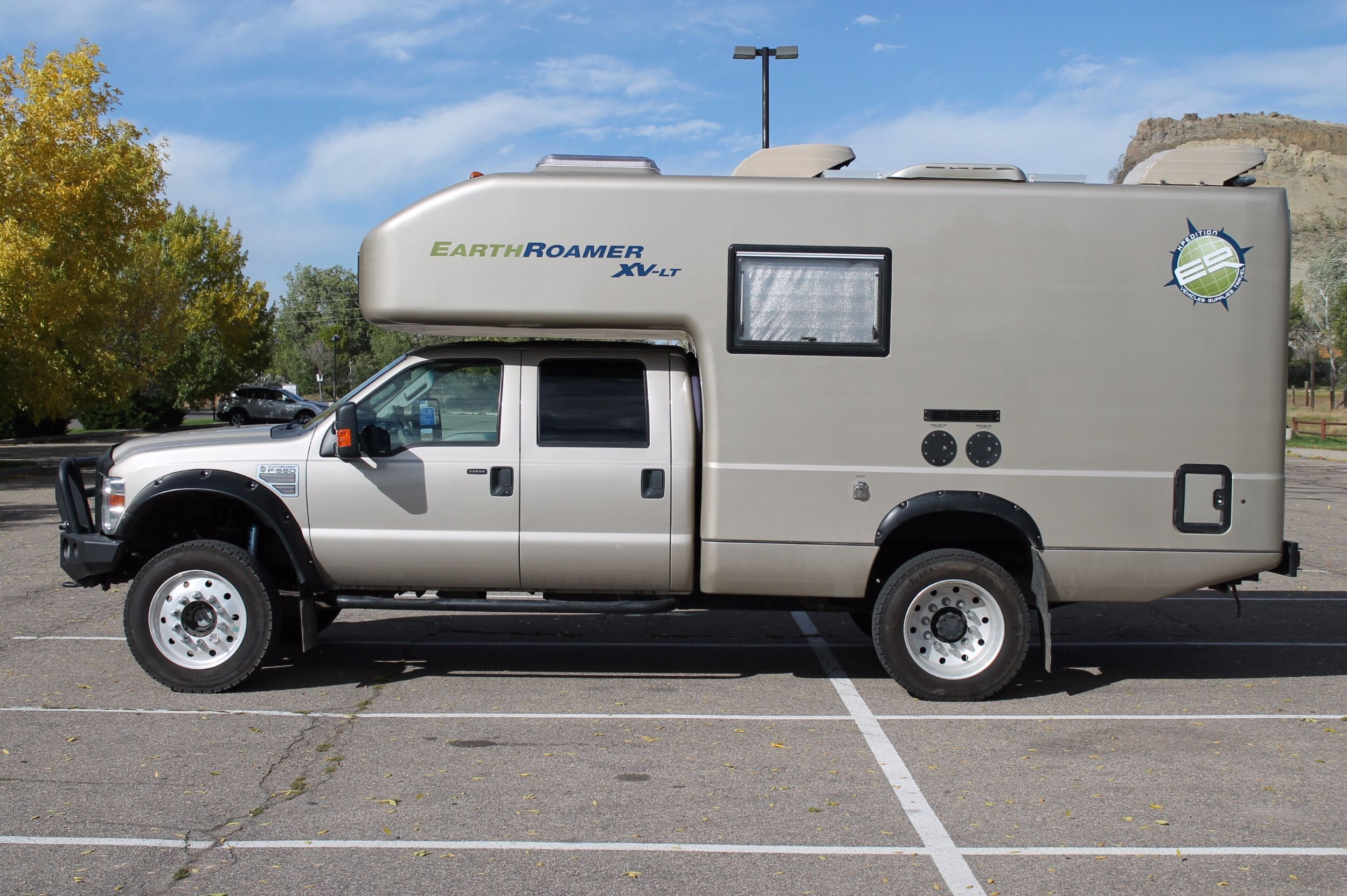 2008 Earr Xv Lt Photos Overland Trailer Recreational Vehicles