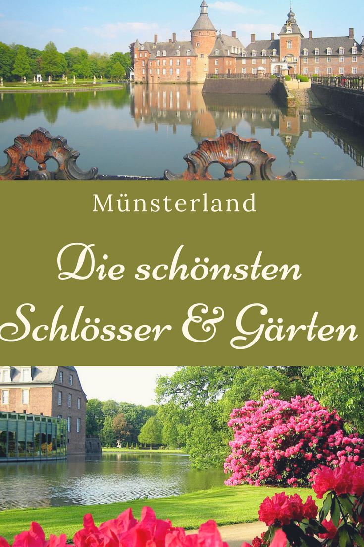 Die Garten Und Parks Des Munsterlandes Bauern Und Apothekergarten Wasser Und Labyrinth Kloster Und Kulturgarten Sie Werde In 2020 Parks Allgau Urlaub Ausflug Nrw