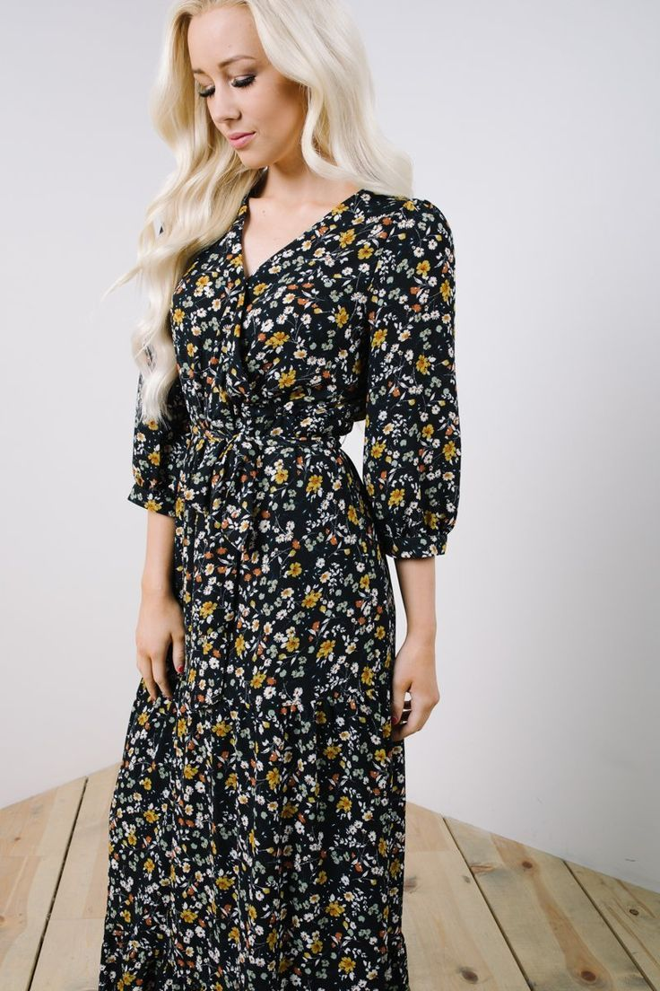 39e25961fa29 The Revolutionary Floral Maxi Dress