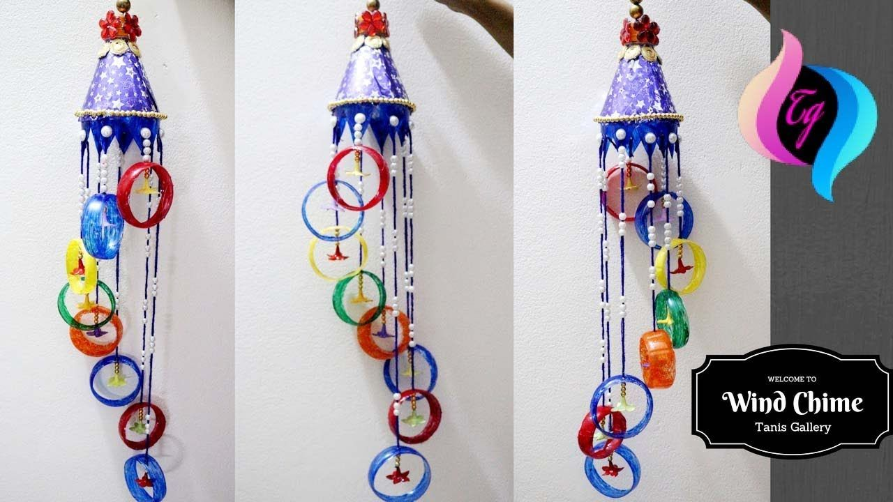 Plastic Bottle Wind Chime