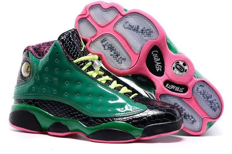 Men\u0027s Nike Air Jordan 13 Retro XIII DB Doernbecher Freestyle John Charles