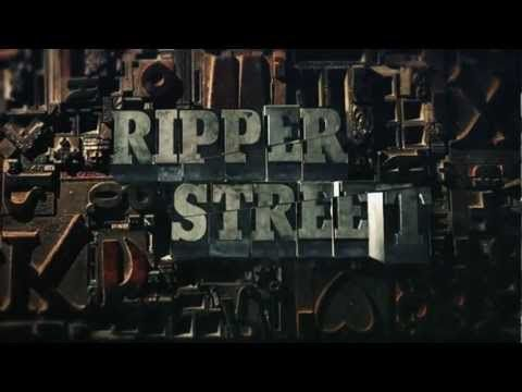 Short music video from first series of Ripper Street from BBC. This was awesome