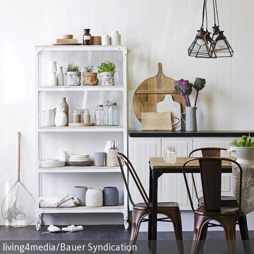Küchenregal auf Rollen | Decoration and Room