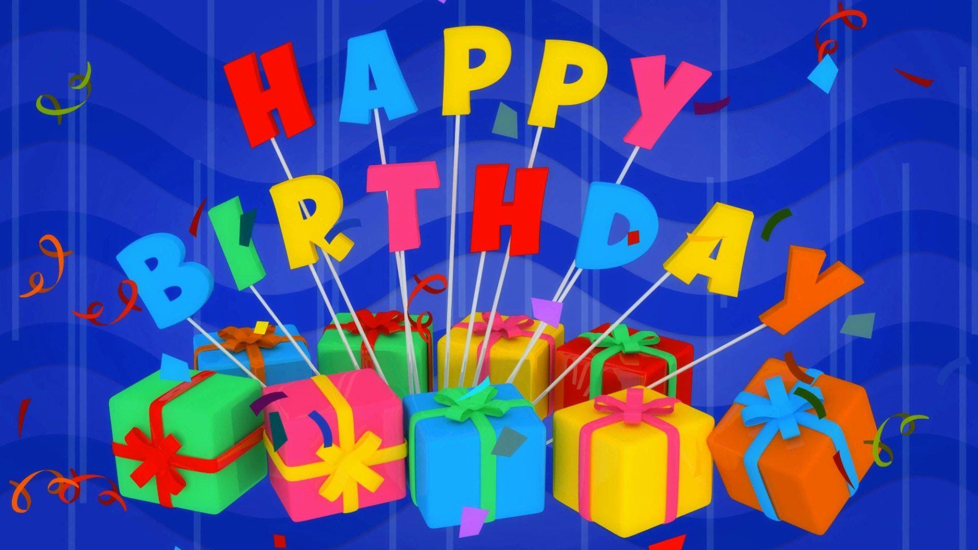 Birthday Songs Happy Birthday Youtube Motivation Pinterest