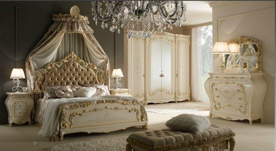 Camera da letto in stile veneziano | Camere da letto di ...