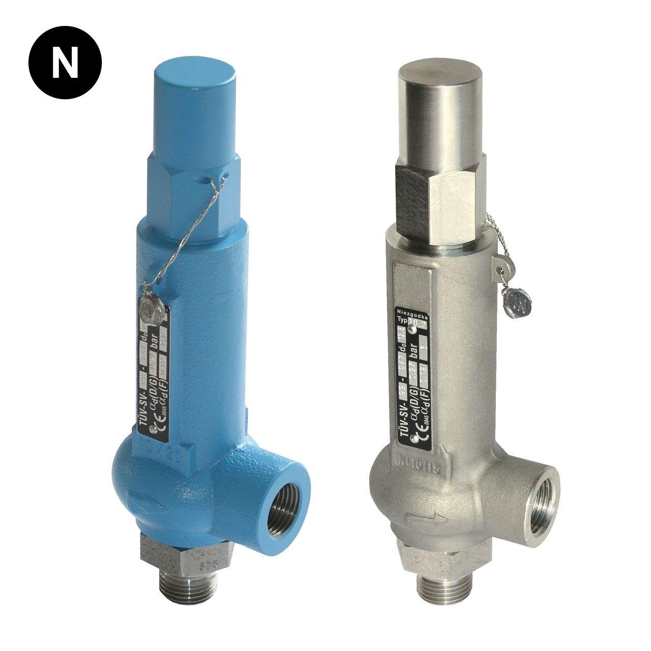 Niezgodka type 10 safety valve in 2020 safety valve