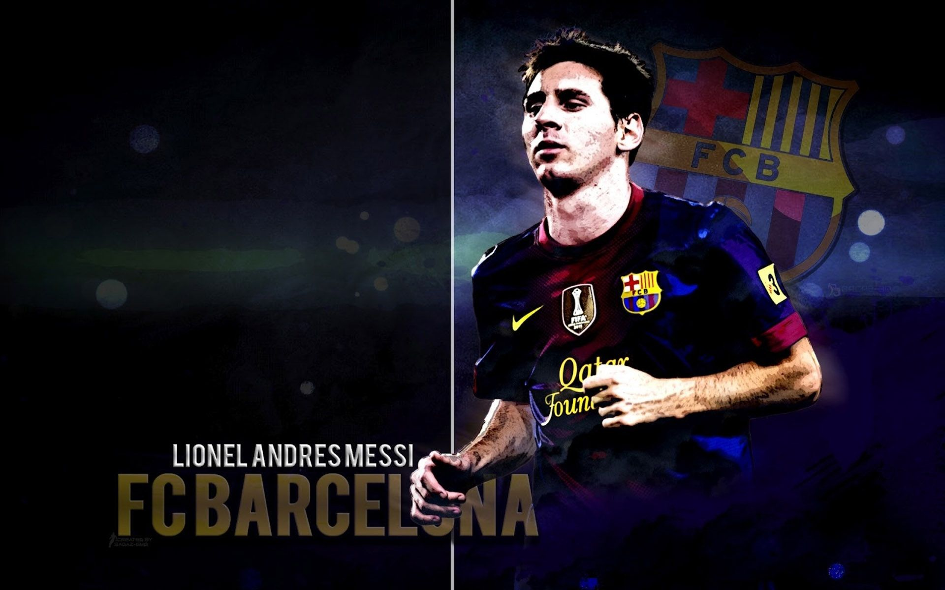 Collection of Messi Wallpaper on HDWallpapers 1920—1200 Wallpaper