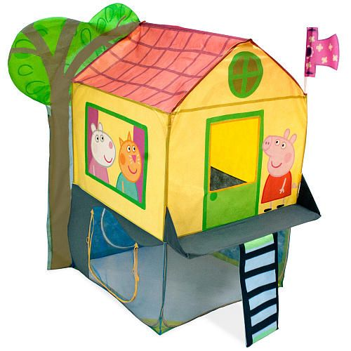 Peppa Pig Tree House Play Tent - PlayHut - Toys  R  Us  sc 1 st  Pinterest & Peppa Pig Tree House Play Tent - PlayHut - Toys