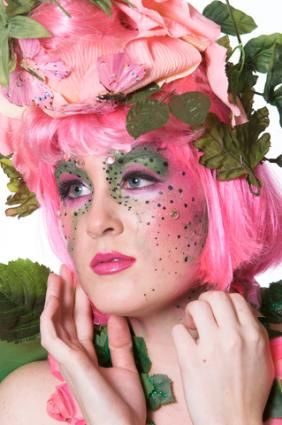 fairy face paint | Costumes - DIY, Makeup & Shopping Tips ...