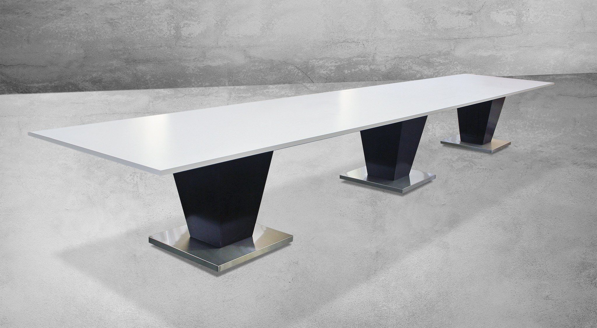 Tempezo™ - Stylish Conference Tables + Casegoods  Glass