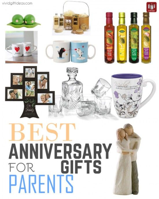 Diy Wedding Anniversary Gifts: Best Anniversary Gifts For Parents
