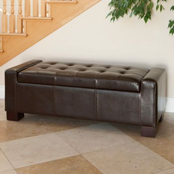 Pleasant Ravello Storage Bench Home Decor Leather Storage Bench Alphanode Cool Chair Designs And Ideas Alphanodeonline