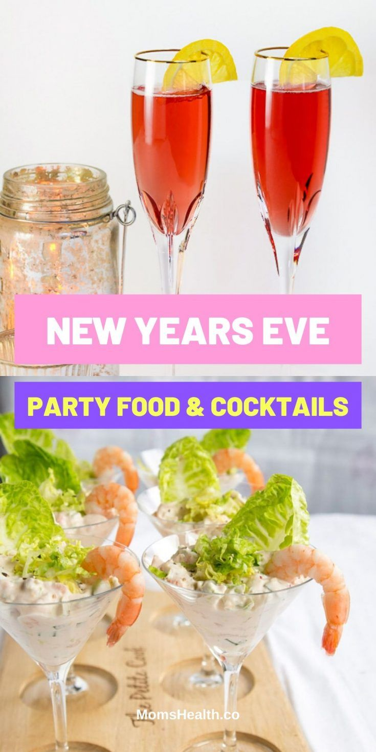New Year's Eve Party Ideas 2020 Appetizers and Party