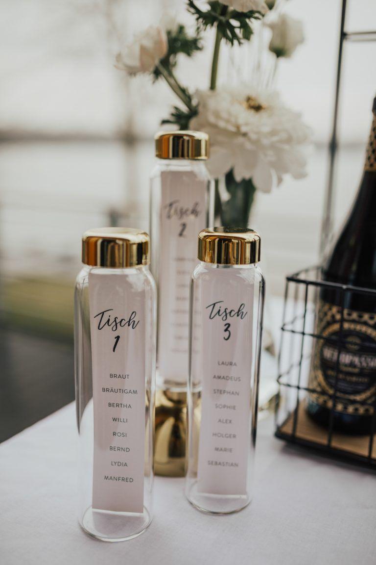 Der Trend Für Die Hochzeit Eine Gin Bar Tischdeko