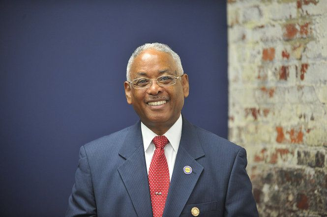 George Bowman -  Jefferson County Commission District 1 Candidate (Incumbent)
