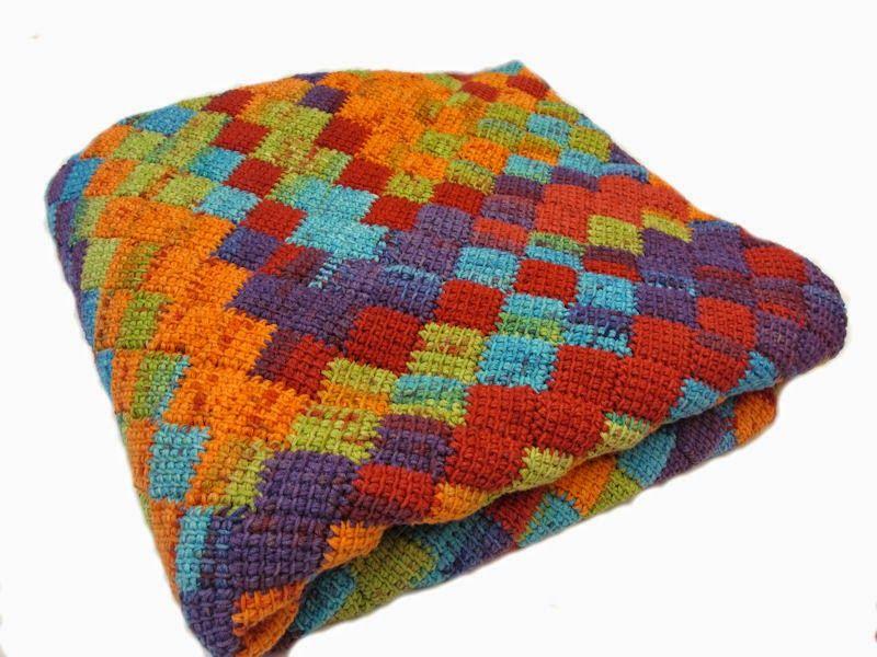Een Hele Tijd Geleden Blogde Ik Over De Kleurrijke Sjaal Van Jellina