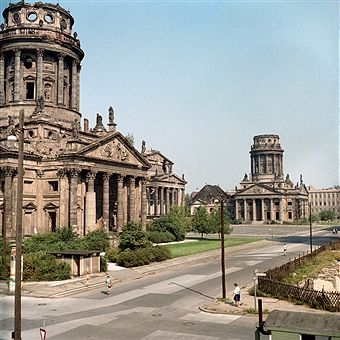 gendarmenmarkt berlin 1965 berlin mon amour teil 1 pinterest berlin geschichte und ansicht. Black Bedroom Furniture Sets. Home Design Ideas