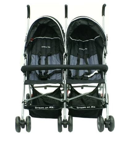 Dream On Me Double Twin Stroller Review best tandem