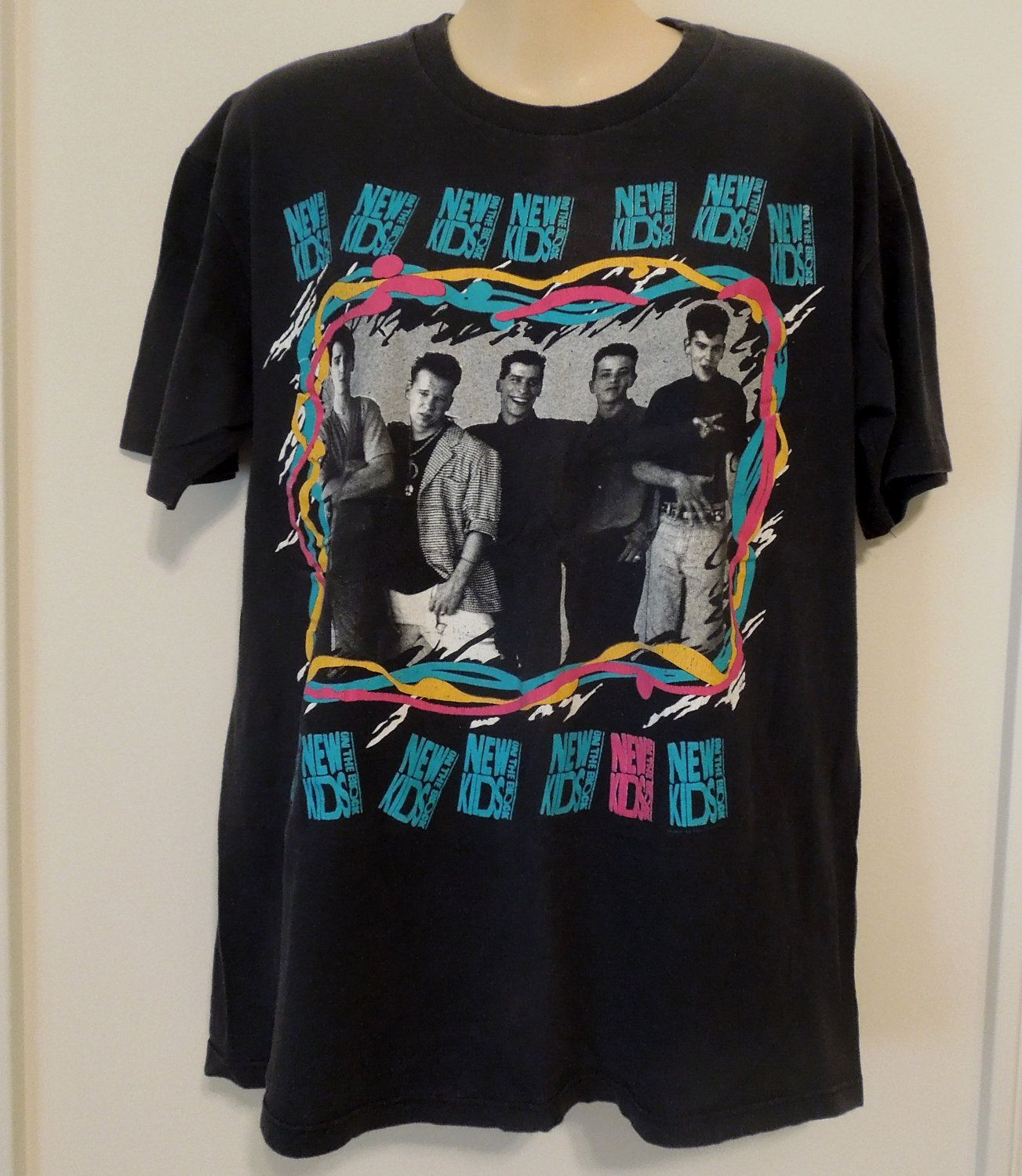 60fc3e6ce Think my entire 4th grade wardrobe was made up of New Kids on the ...