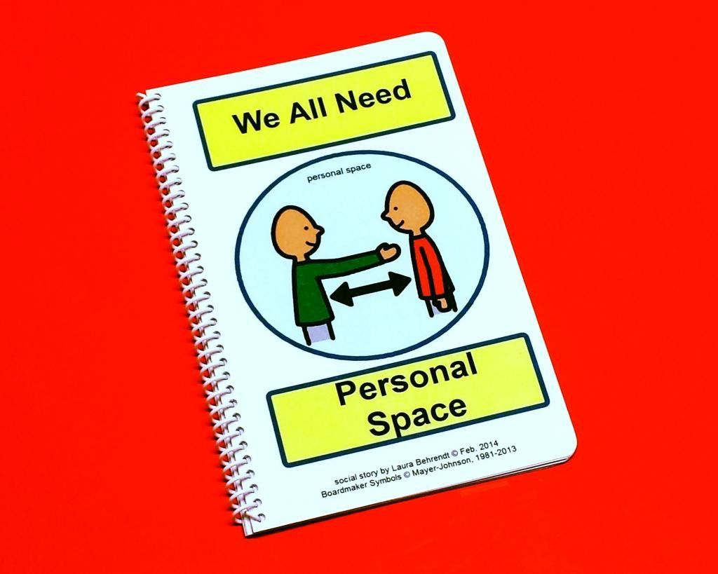 We All Need Personal Space