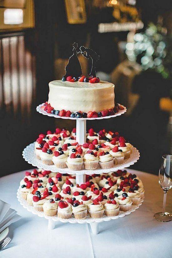 100 Ideas about Beautiful Wedding Cupcakes  100 Ideas about Beautiful Wedding Cup