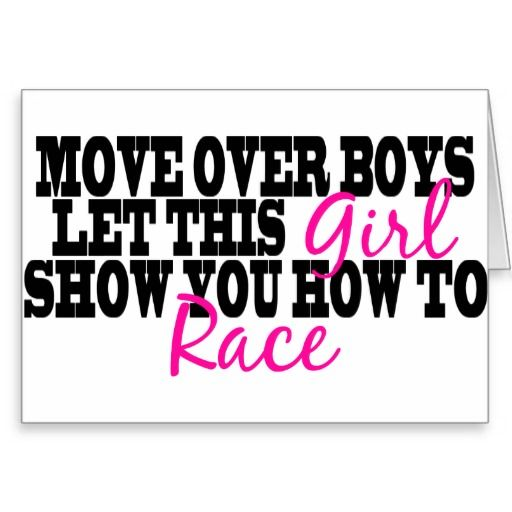 Racer Girl Quotes Quotesgram Racing Quotes Dirt Track Racing