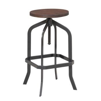 Picket House Furnishings Court Adjustable Backless Bar Stool Reviews Home Macy S Backless Bar Stools Adjustable Bar Stools Picket House Furnishings