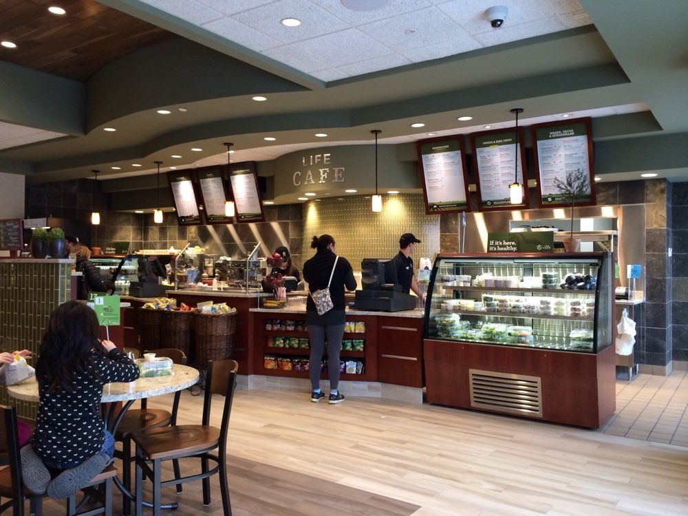 Photos Of Life Cafe Montvale Nj Healthy At Lifetime Fitness Gym