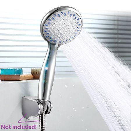 Water Pik 12 Mode Handheld Shower Head Chrome Shower Heads