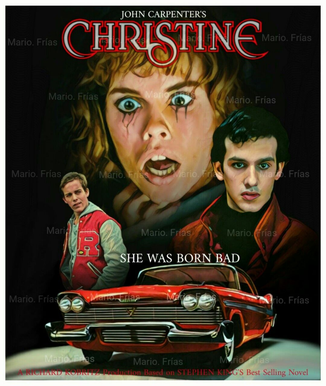 John Carpenter's Christine 1983 Edit By Mario. Frías | I ...