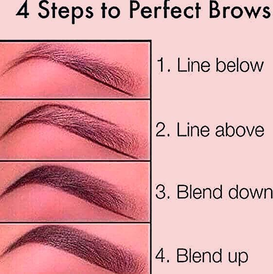 Photo of 25 Step-by-Step Eyebrows Tutorials to Perfect Your Look
