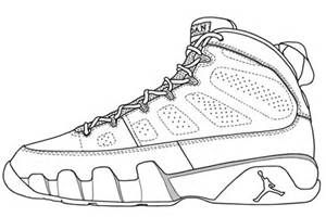 jordan shoes coloring pages Jordan 14 Shoes Coloring Pages   Bing Images | Coloring pages for  jordan shoes coloring pages