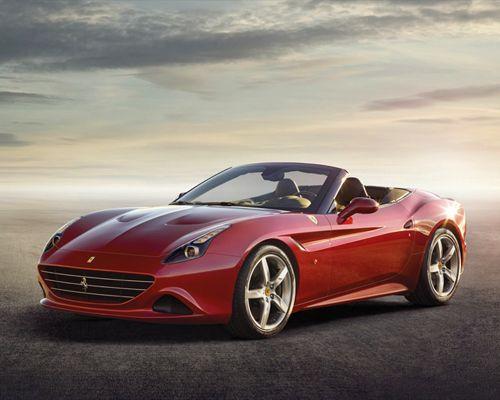 Ferrari California T Gran Tourer Unveiled Ahead Of Geneva Motor