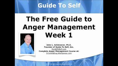 free online anger management counseling