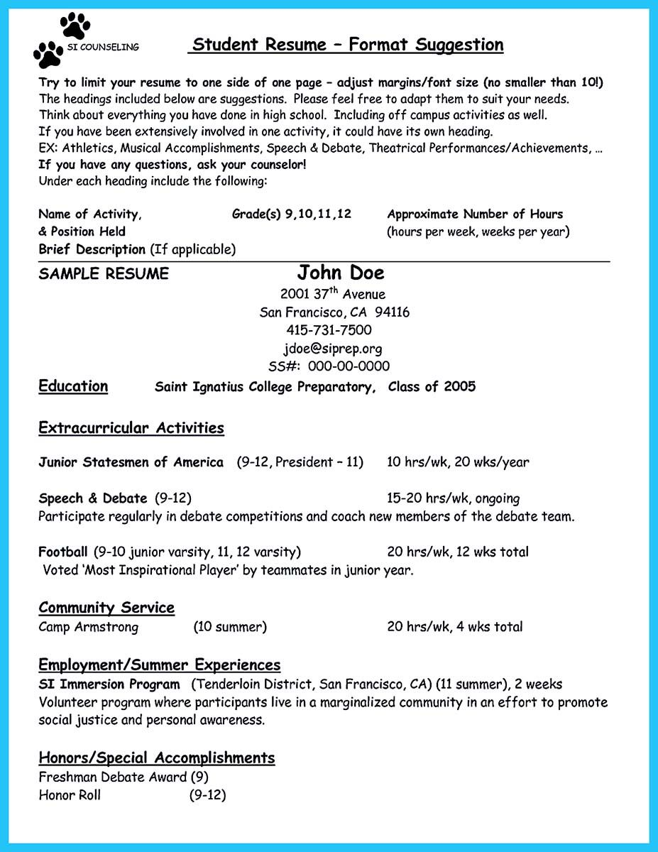Cool Outstanding Counseling Resume Examples To Get Approved Check