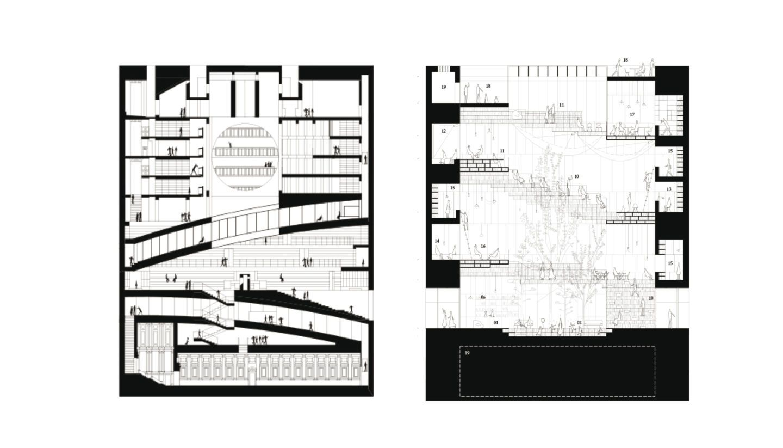 A M Architects Stream Of Knowledge Divisare