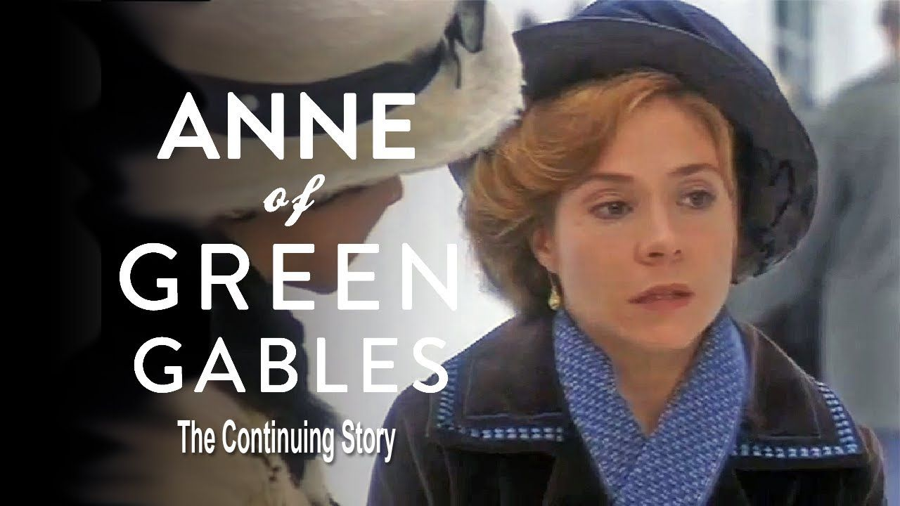 Anne Of Green Gables The Continuing Story Trailer Hq With Images