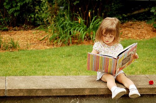 book, child, cute, girl, kid   Preschool books, Best children ...