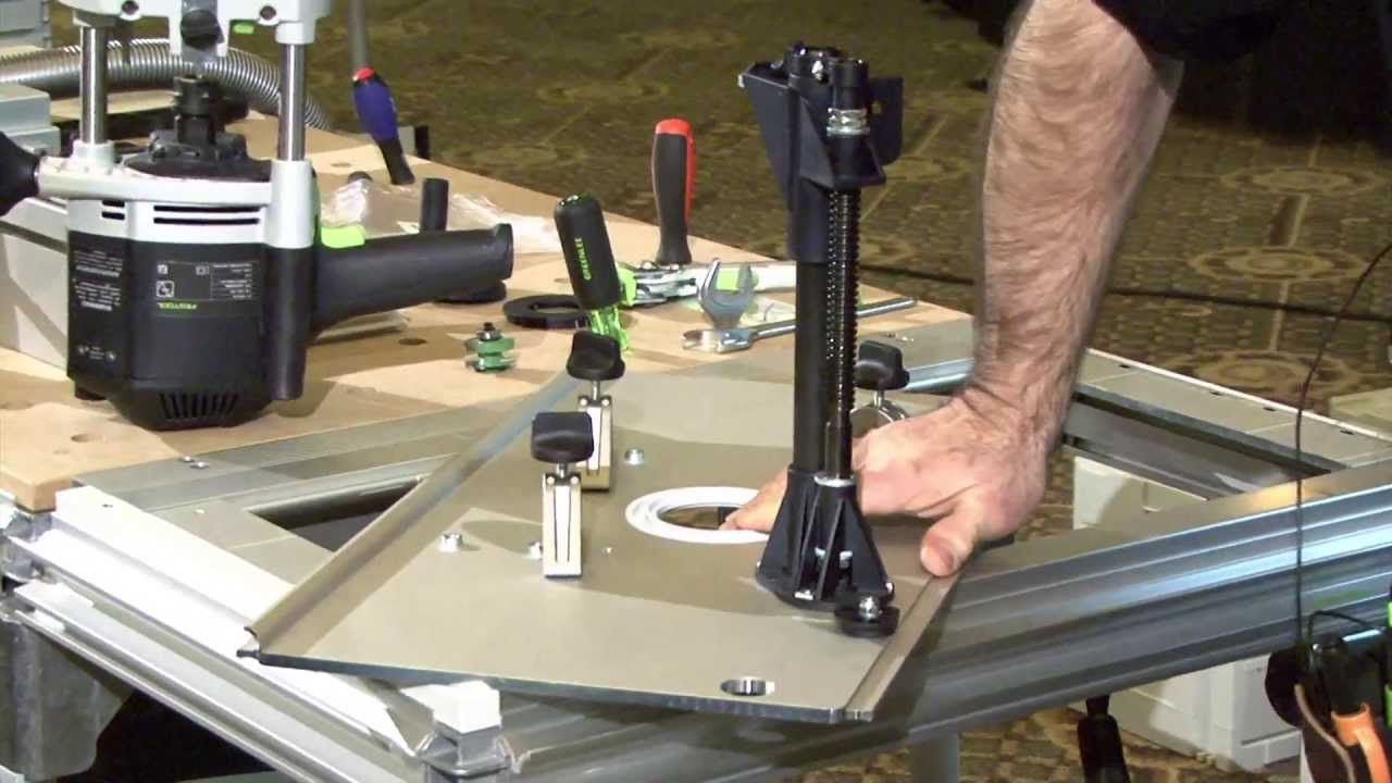 Outstanding setting up a router table ideas best image engine festool connect 2013 cms router table basic setup my woodshop keyboard keysfo Images