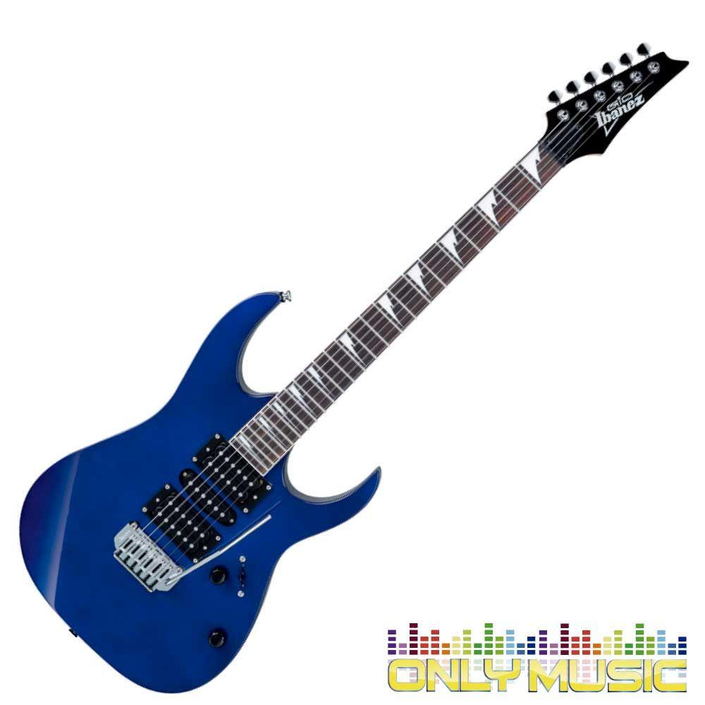 Guitarra Ibanez Eléctrica RG Azul   Guitarras Eléctricas Ibanez ...