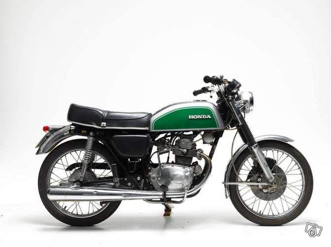 honda cb 125 jx collection 1974 motos gironde honda cb 125 pinterest motos. Black Bedroom Furniture Sets. Home Design Ideas