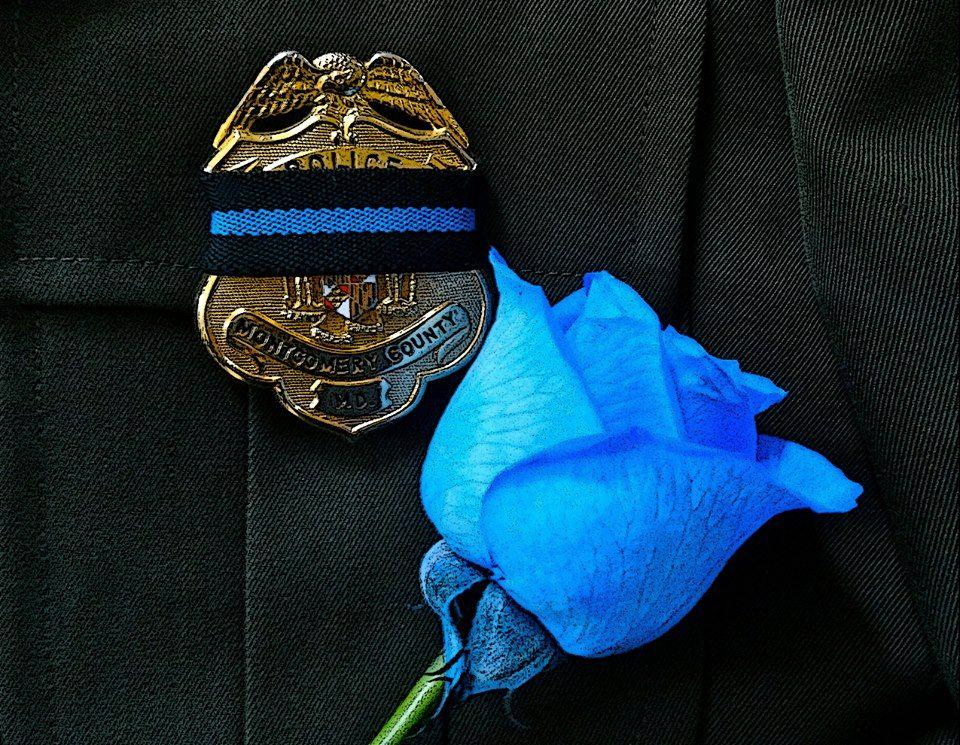 In Memoriam Officer Leander Frank Police, Police chief