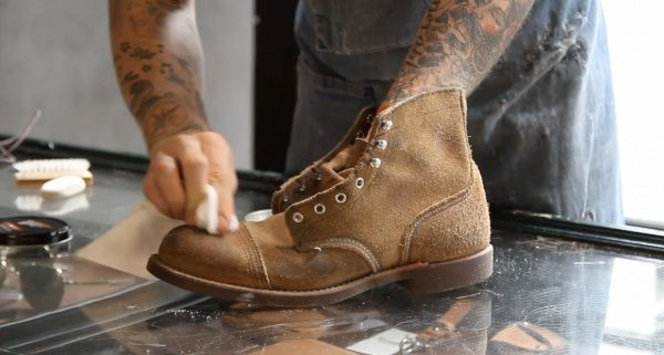 Red Wing Shoes has been making shoes since 1905 and the brand is ...