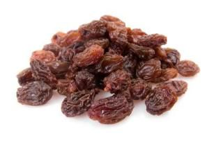 are raisins on a heart healthy diet