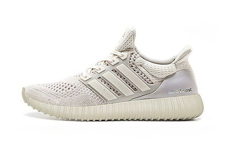 d6b71285acef adidas Ultra Boost Meets the Yeezy Boost Sole
