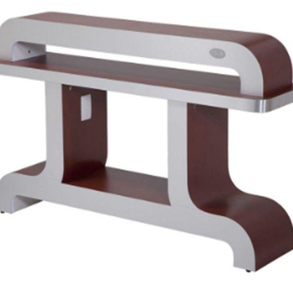 Nail Dryer Station UV9 (Burgundy/Aluminum)-SAVE UP to 50% at eBuyNails.com >> Best Shop - Best Deals