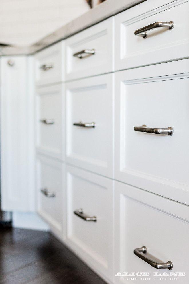 Kitchen White Kitchen Drawers Cabinets Kitchen Drawer Handles