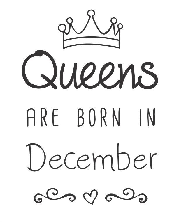 """Risco """"Queens are born in…""""   Birthday quotes for me ..."""
