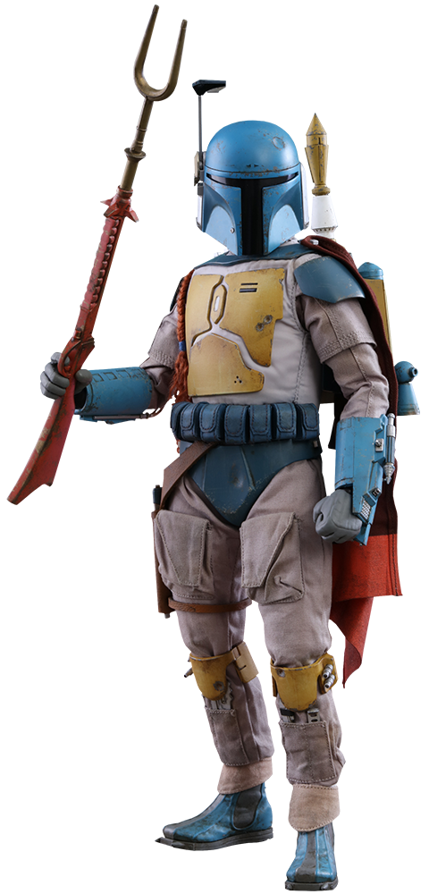 Star Wars Boba Fett Animation Version Sixth Scale Figure By Sideshow Collectibles Boba Fett Star Wars Boba Fett Star Wars Rpg