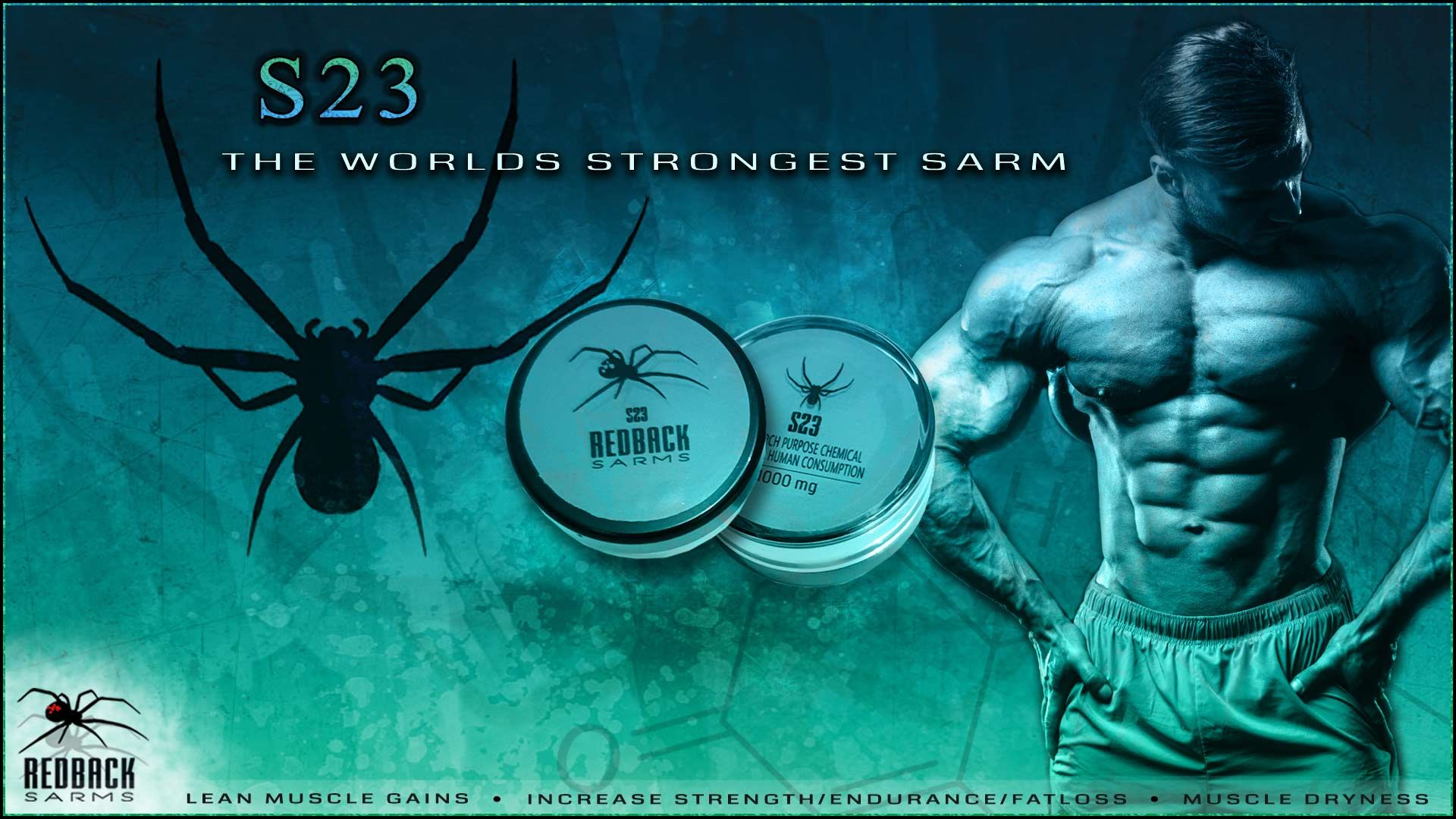 S23 is known to be the most potent SARM in the world